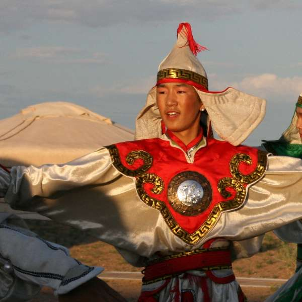 Gobi Folklore©Eurasia Trains